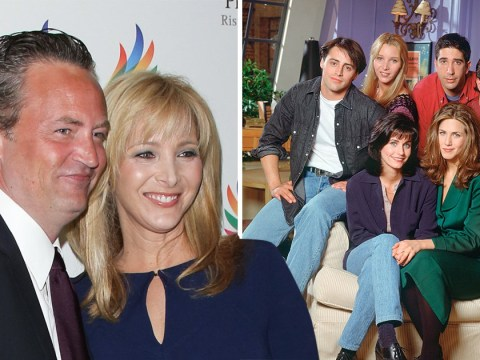 Lisa Kudrow reveals Friends prop Matthew Perry managed to blag for her