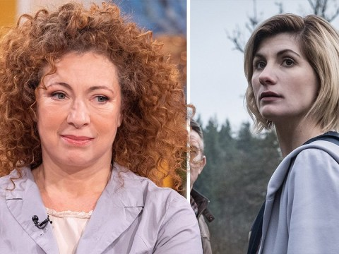 Doctor Who's Alex Kingston believed boys would struggle with Jodie Whittaker playing first female Time Lord