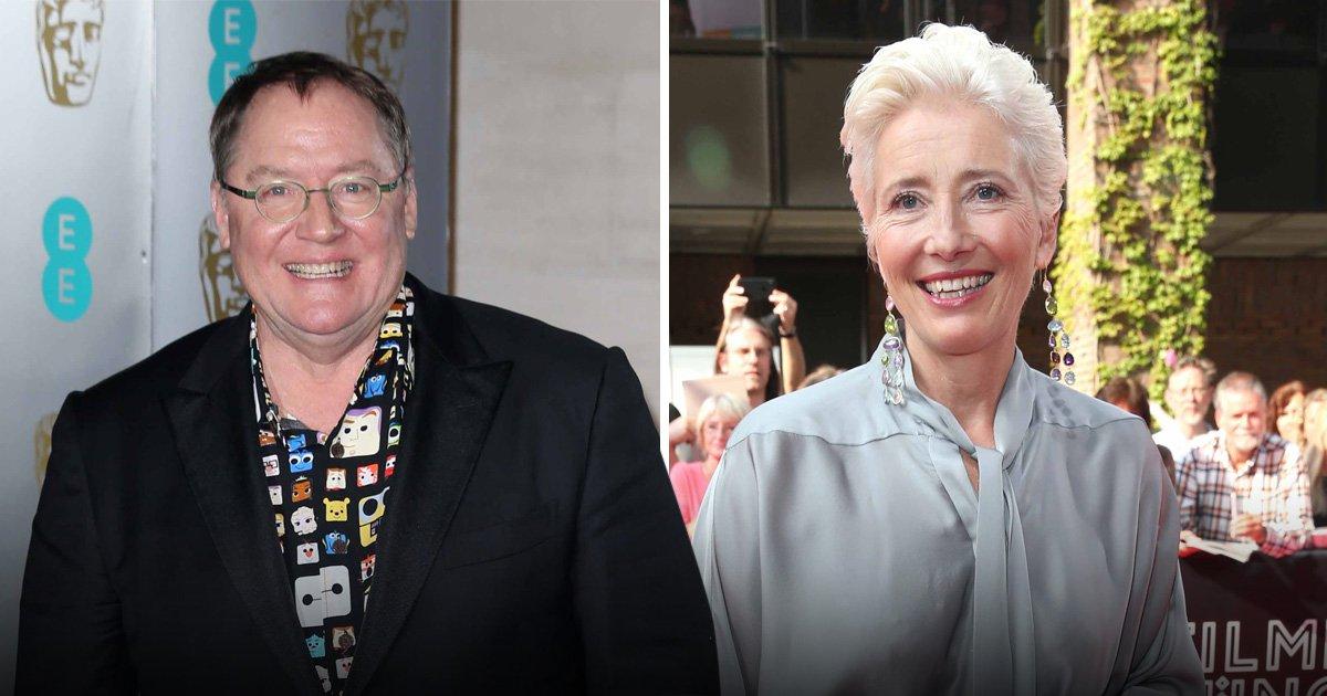 Emma Thompson explains why she can't work for John Lasseter in powerful letter