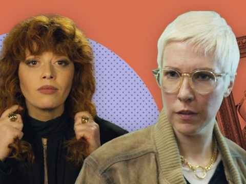 Russian Doll star Rebecca Henderson on how Netflix paves the way for LGBT roles and coming a long way from 'gay hostile' jokes in Friends