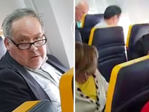 'Racist' Ryanair passenger who ranted at woman, 77, will be prosecuted in Spain