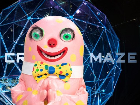 Mr Blobby turned down for Bake Off because of his 'unfettered ebullience', but there's always Crystal Maze