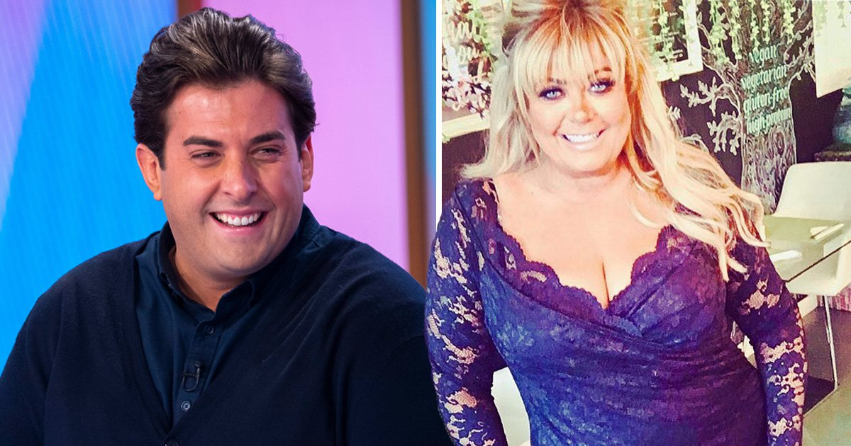 James Argent praised Gemma Collins for 'great' weight loss, two weeks before 'sending fat-shaming texts'