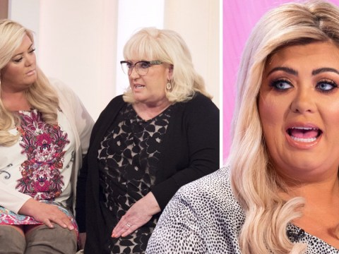 Gemma Collins 'distraught' as beloved mum Joan is rushed to hospital with pneumonia