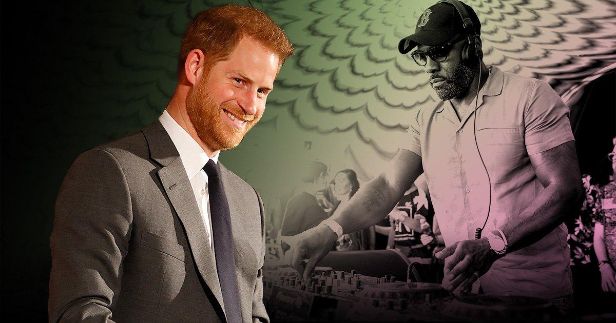 Idris Elba reveals moment Prince Harry asked him to DJ at swanky Royal Wedding like it was no biggie
