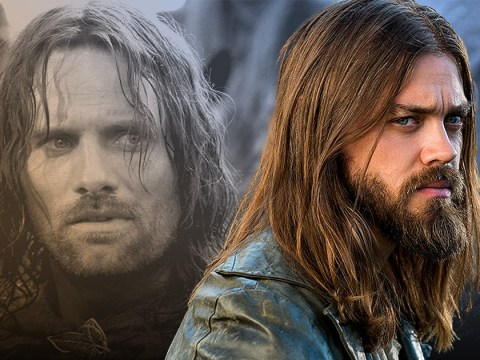 The Walking Dead's Tom Payne lets slip Lord of The Rings are casting Aragorn and that's why he's keeping his hair