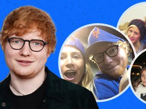 Ed Sheeran's dating history as he 'secretly marries' childhood sweetheart Cherry Seaborn