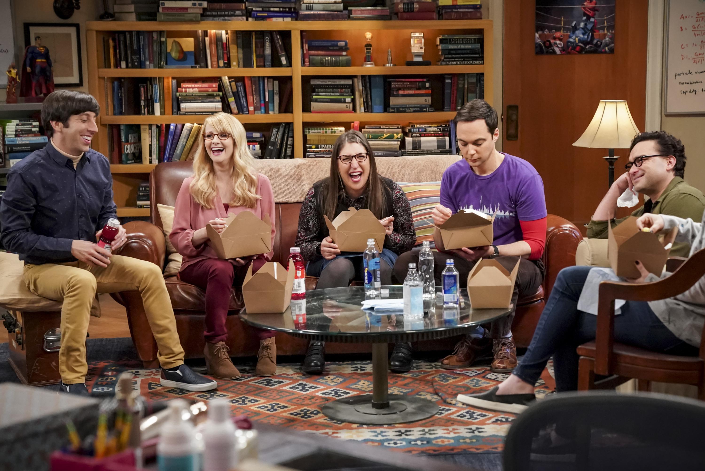 The Big Bang Theory director says final season won't end with an 'atomic bomb'