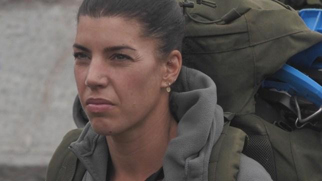 Vicki SAS: Who Dares Wins