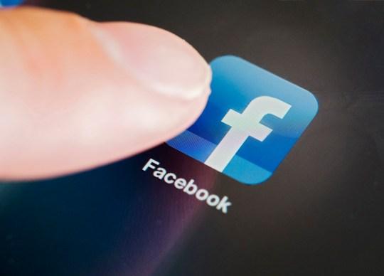 facebook social icon image