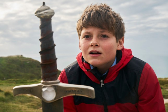 Louis Ashbourne Serkis as Alexander Elliot in The Kid Who Would Be King