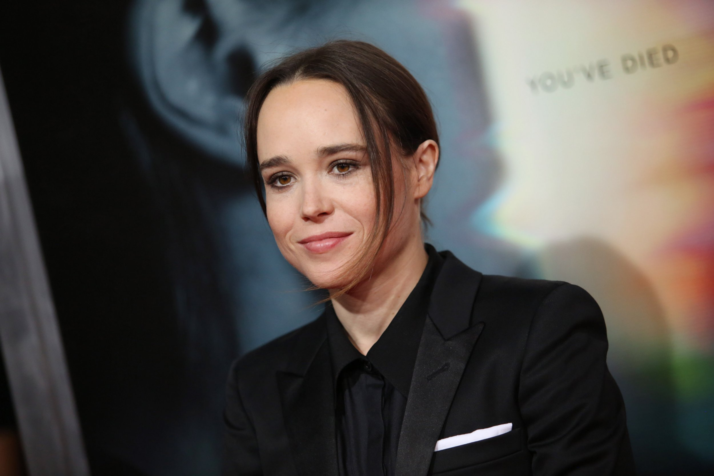 'People are queerphobic and transphobic': Ellen Page says we have 'so far to go' with LGBTQ rights