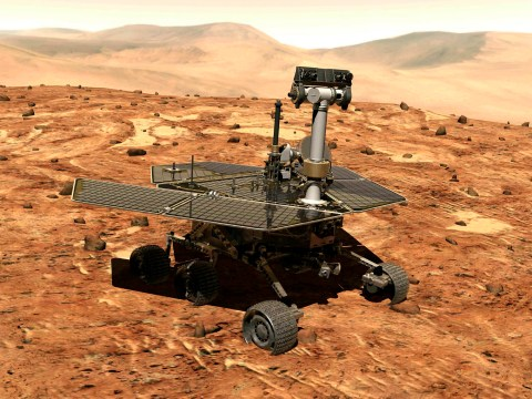 Tributes paid to Nasa Opportunity Mars exploration rover after its tragic death