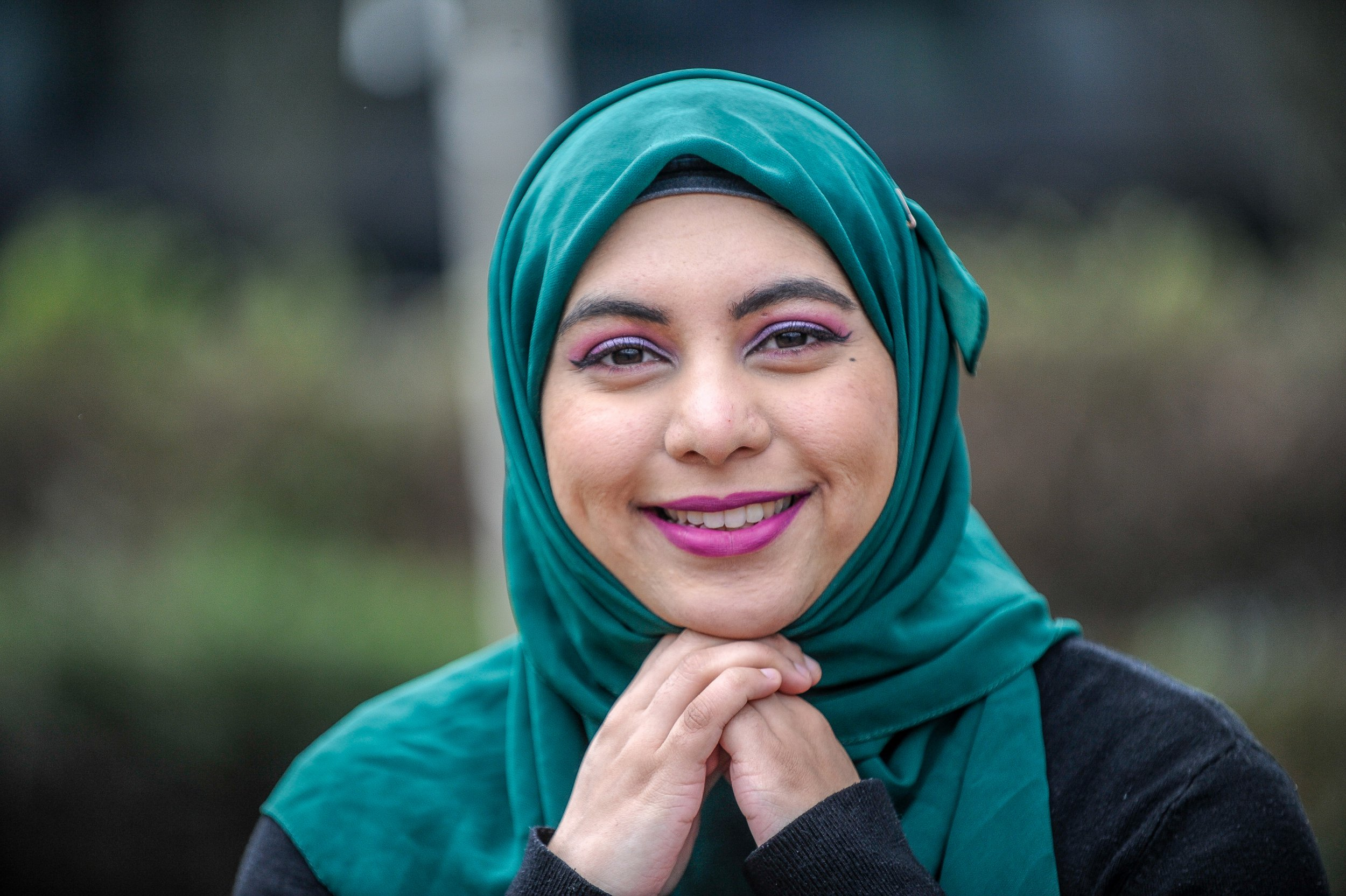 LGBT Role Models: 'It's difficult to be seen as queer when you wear a hijab'