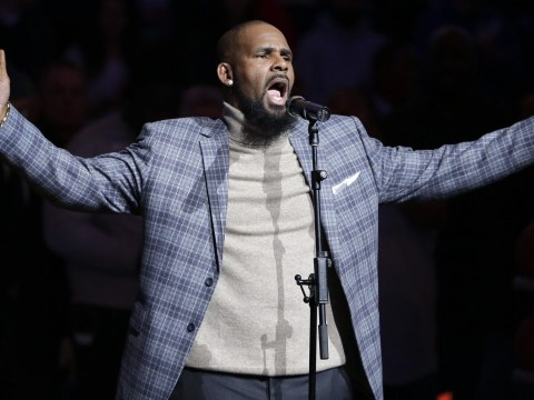 R Kelly freed from jail after posting $100,000 bail and pleading not guilty to sexual abuse