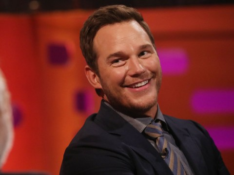 Sorry to disappoint, but Chris Pratt didn't celebrate engagement be blowing £5,000 at strip club
