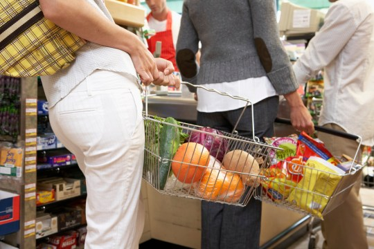 Shoplifting goes up at supermarkets as use of self-service checkouts rises