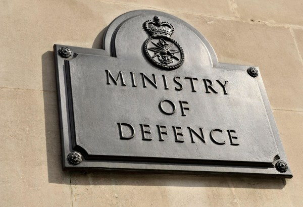 """File photo of the sign for the Ministry of Defence in London. There is a funding black hole of at least ?7 billion in plans for kit for the armed forces due to Government dithering over which projects to fully finance, cancel or scale back, the Commons public spending watchdog said. PRESS ASSOCIATION Photo. Issue date: Friday February 1, 2019. In a scathing report, MPs on the Public Accounts Committee (PAC) said the Ministry of Defence (MoD) """"lacks the capability to accurately cost programmes within its equipment plan"""" and the actual shortfall in funding could amount to ?14.8 billion or more by 2028. See PA story DEFENCE Equipment. Photo credit should read: Tim Ireland/PA Wire"""