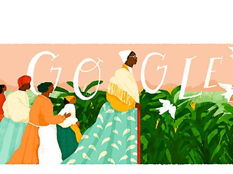 Who was Sojourner Truth and why is she today's Google Doodle?