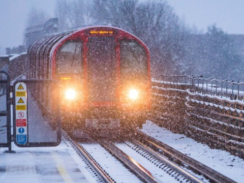 Met Office amber weather warning for snow across London and South East England