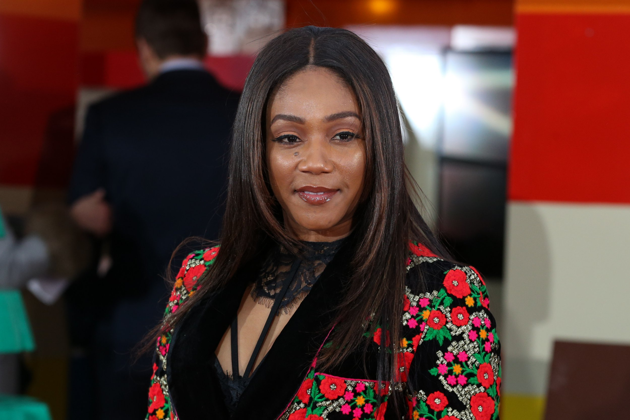 Tiffany Haddish vows to move on from disastrous New Year stand-up show