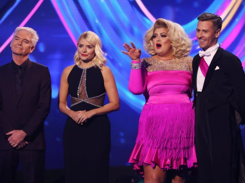 Phillip Schofield slams Dancing On Ice fix claims after telling Gemma Collins she'll be back next week