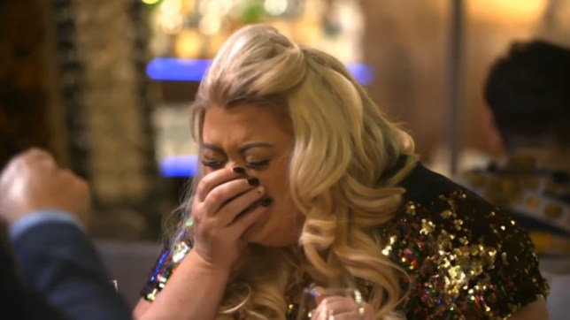 Gemma Collins Celebs Go Dating