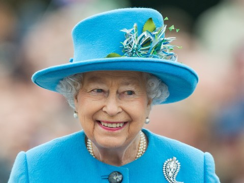 Queen 'slept on servant's sofa to get away from explosive row between staff'