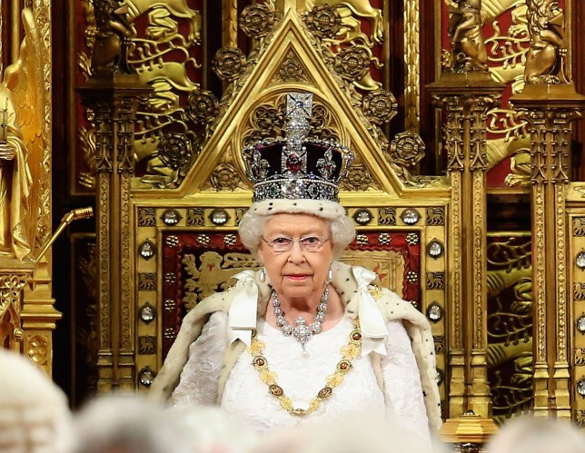 Image result for queens speech