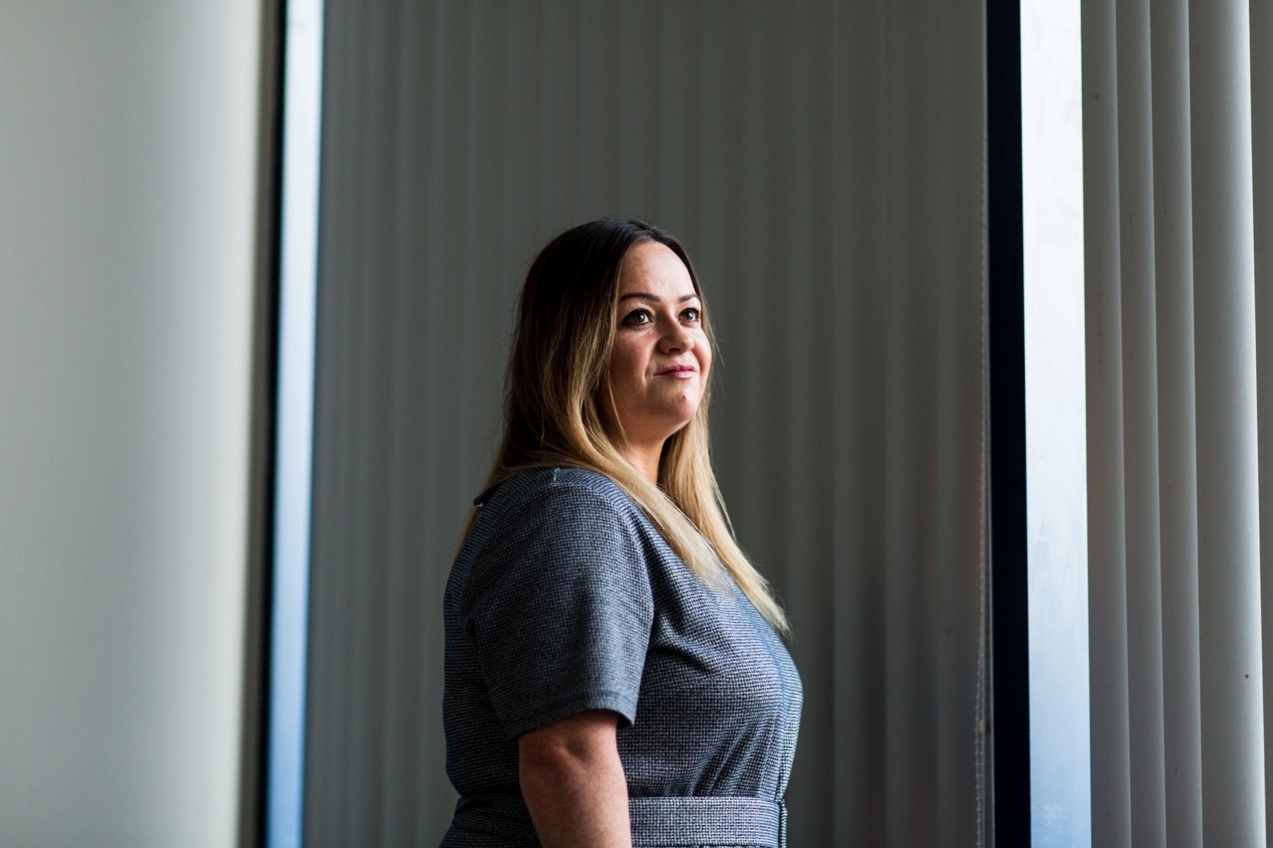 Jacqueline Quinn - LGBT role model for Metro.co.uk