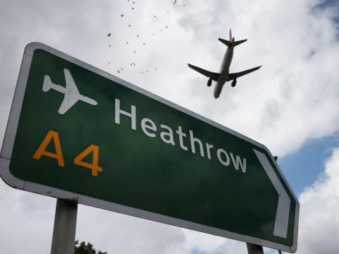 Man arrested at Heathrow for threatening behaviour after 'knife' spotted