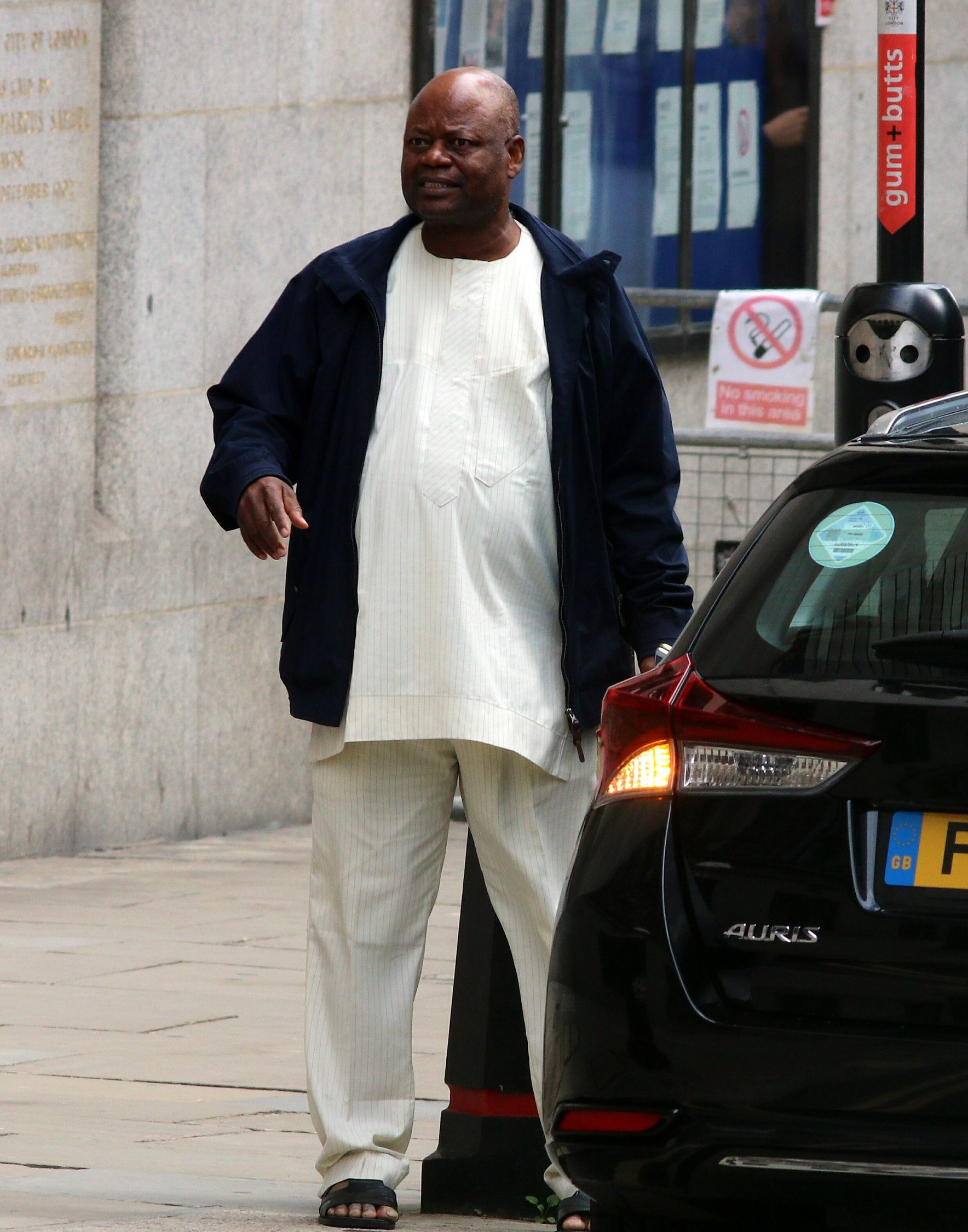 Pic shows Kenneth Ife, at the Old Bailey The parents and five brothers of a marketing consultant who died in a botched exorcism have are in court charged with killing him. Kennedy Ife, 26, died after suffering a cardiac arrest at the family home in Hadley Wood, Barnet, on 22 October 2016. His father Kenneth, 63, mother Josephine, 55, and brothers Roy, 32, Harry, 31, Colin, 27, and 20-year old twins Daniel and Samuel are due to stand trial at the Old Bailey today SEE STORY CENTRAL NEWS