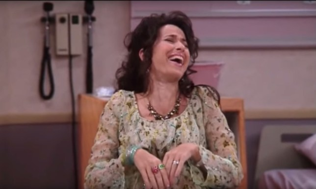 Picture: NBC Here's the inspo behind Janice's laugh on Friends