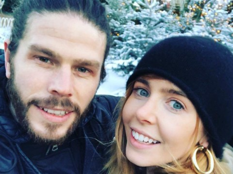 Who is Stacey Dooley's boyfriend Sam Tucknott and when did they begin dating?