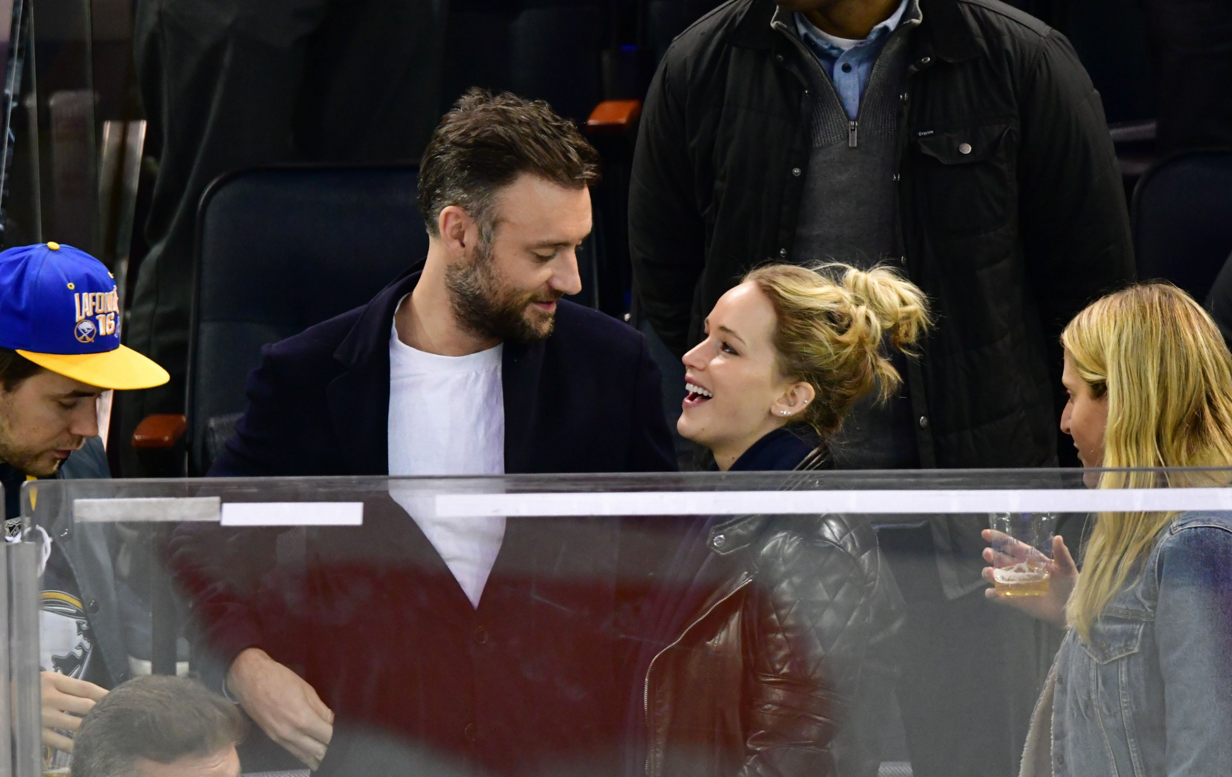 Jennifer Lawrence confirms engagement to art dealer boyfriend Cooke Maroney