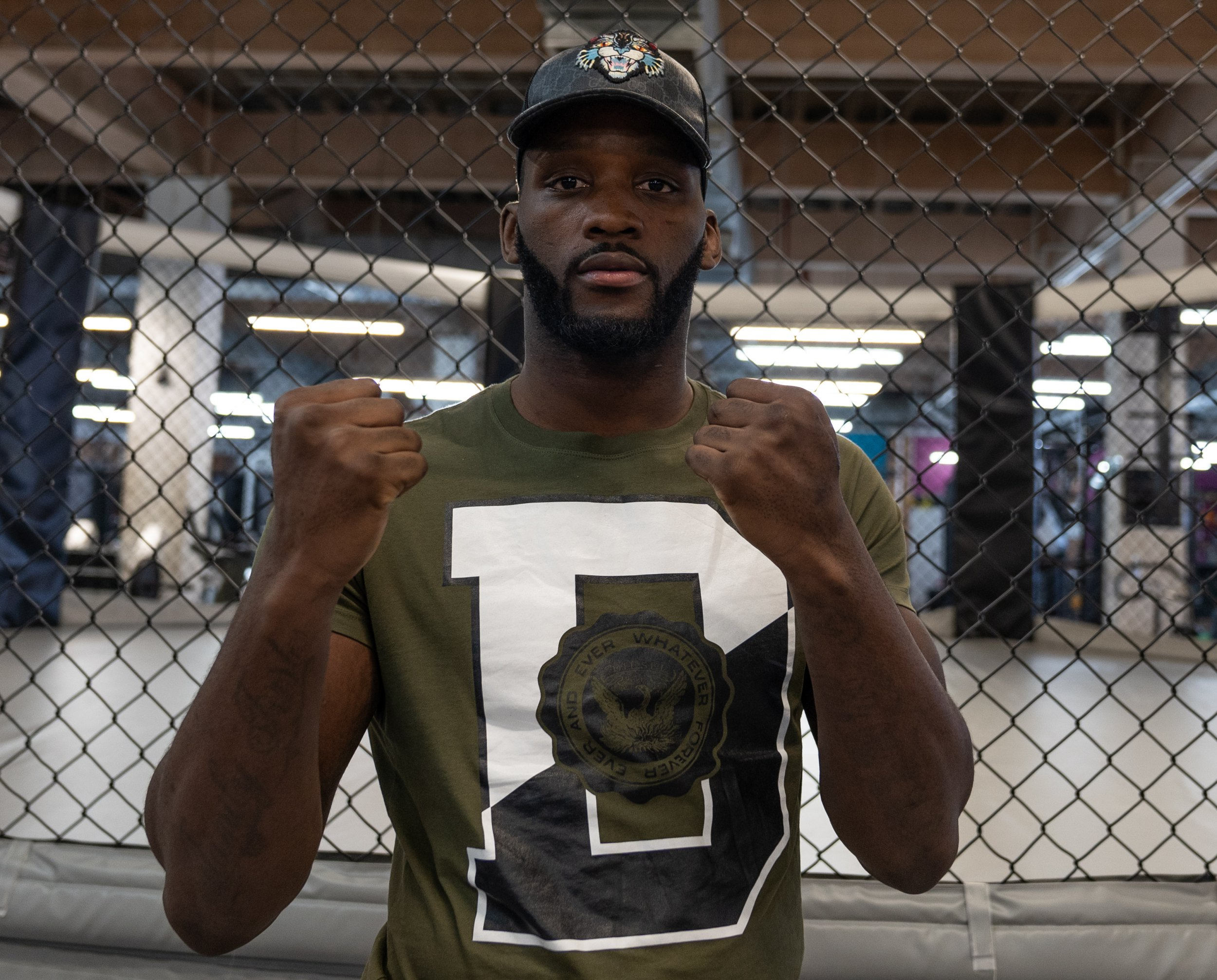 Bellator Newcastle: Fabian Edwards predicts Lee Chadwick will be his easiest fight yet