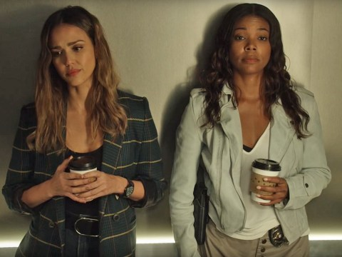 Gabrielle Union and Jessica Alba are bosses in female-led Bad Boys spin off