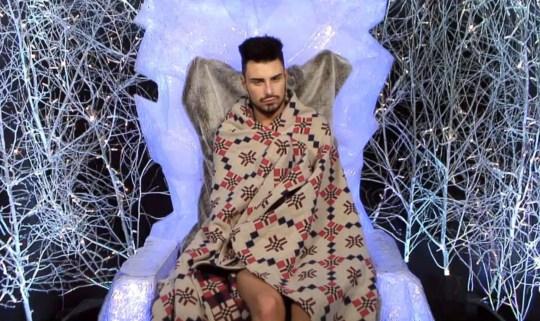 Rylan Clark-Neal on Celebrity Big Brother 2013