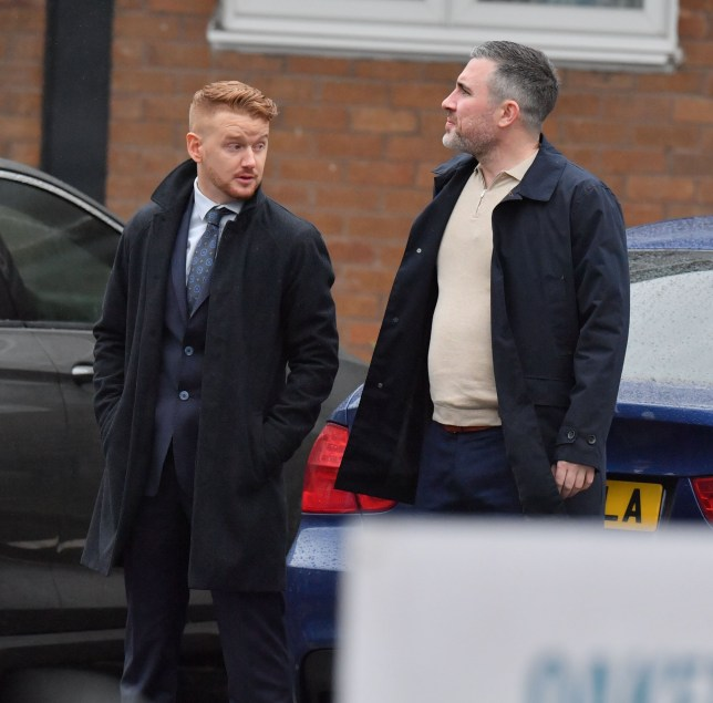 Is Gary set to be lured into a life of crime?