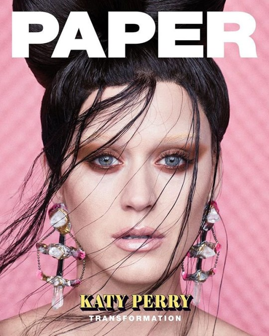 Katy Perry Eye Brows : perry, brows, Perry, Loses, Eyebrows, Person, Forever', Isn't, Thing, Metro