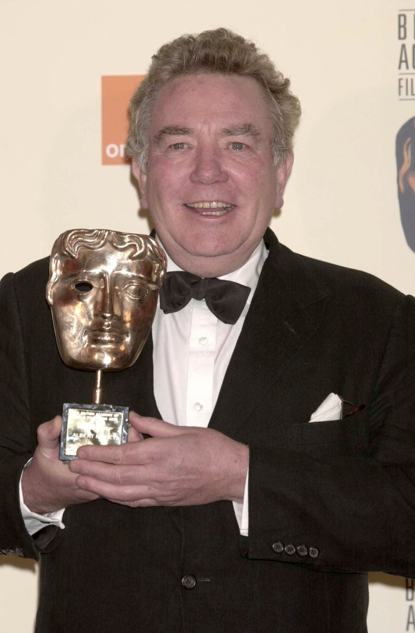 Mandatory Credit: Photo by Richard Young/REX/Shutterstock (333141bo) ALBERT FINNEY AT THE BAFTA AWARDS CEREMONY AT THE ODEON LEICESTER SQUARE, LONDON, BRITAIN 25/02/2001 BAFTA AWARDS LONDON, BRITAIN - 25/02/01