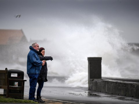 Storm Erik 2019: Which areas will be hit, and what will the wind speeds be?