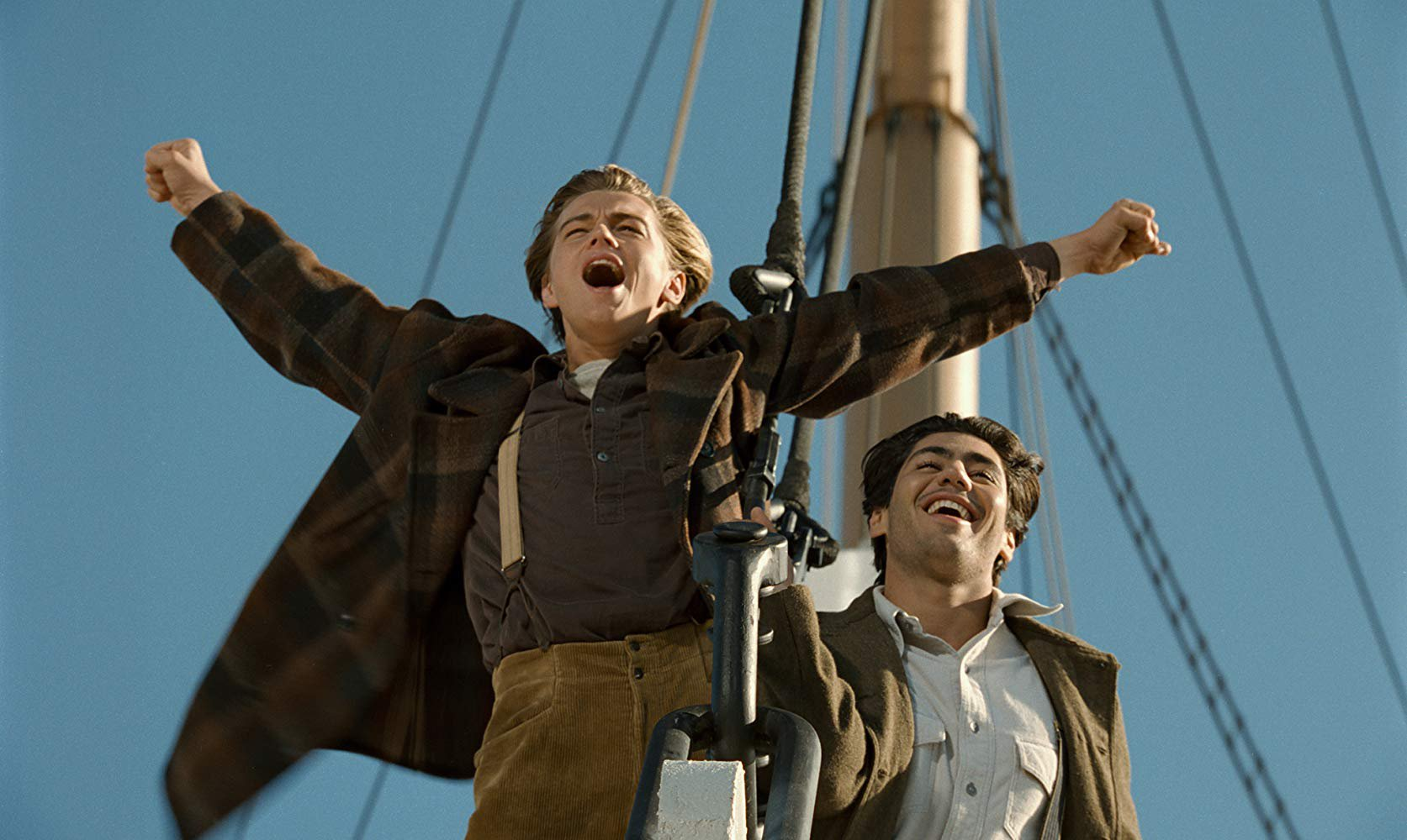 Leonardo DiCaprio didn't want to say iconic 'I'm the king of the world' line in Titanic and we are shook
