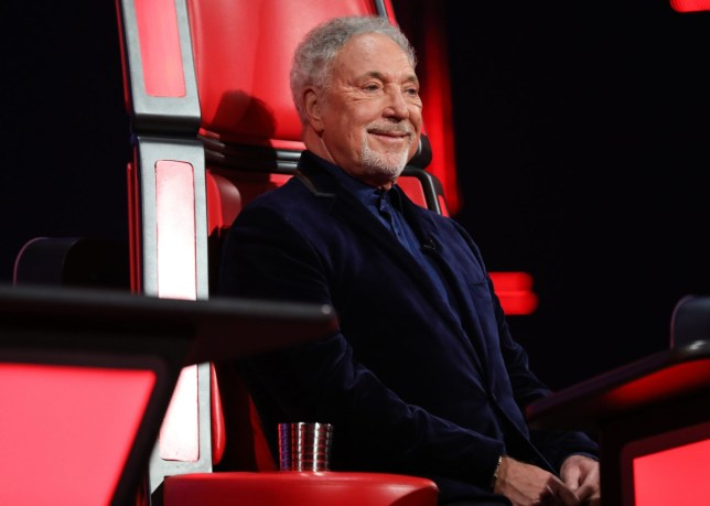 STRICT EMBARGO - NO USE BEFORE 22:30 08 FEB 2019 - Editorial use only Mandatory Credit: Photo by Rachel Joseph/ITV/REX (10099372d) Tom Jones 'The Voice UK' TV Show, Series 3, Episode 6, UK - 09 Feb 2019