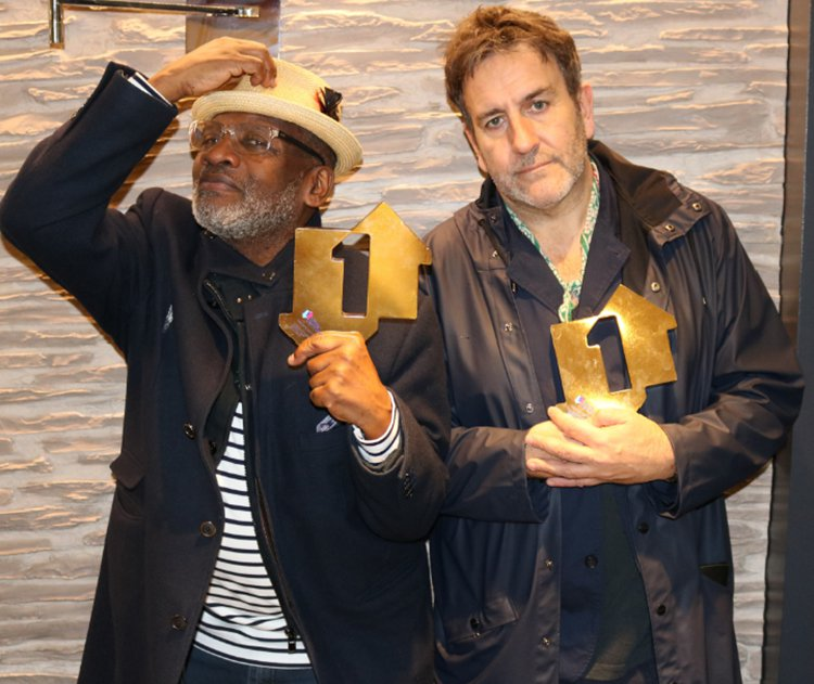 The Specials reach number one in official chart with first album in 37 years: 'It couldn't have been better timing'