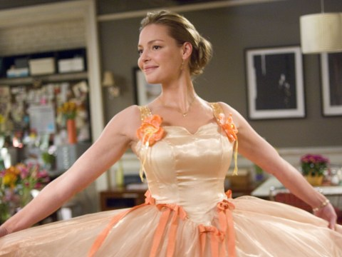 The 27 Dresses cast have reunited after 11 years and Katherine Heigl is pitching for a sequel