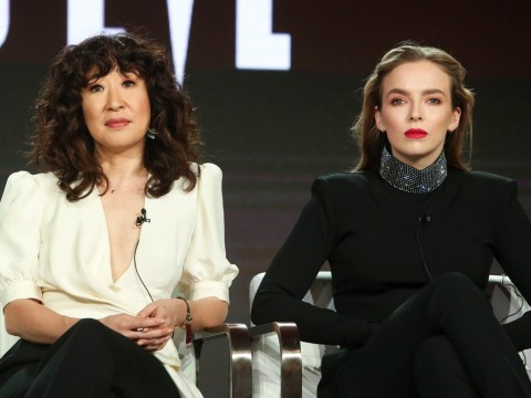 Killing Eve's Jodie Comer on horrifying moment she almost choked to death as Villanelle