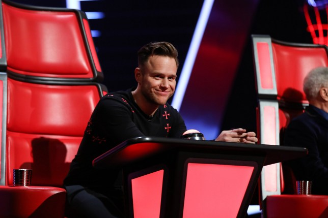 Olly Murs says helping new singers on The Voice is 'best part of job