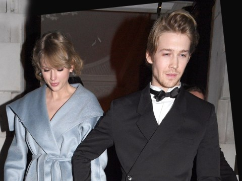 How long have Taylor Swift and Joe Alwyn been dating and what's he been in?