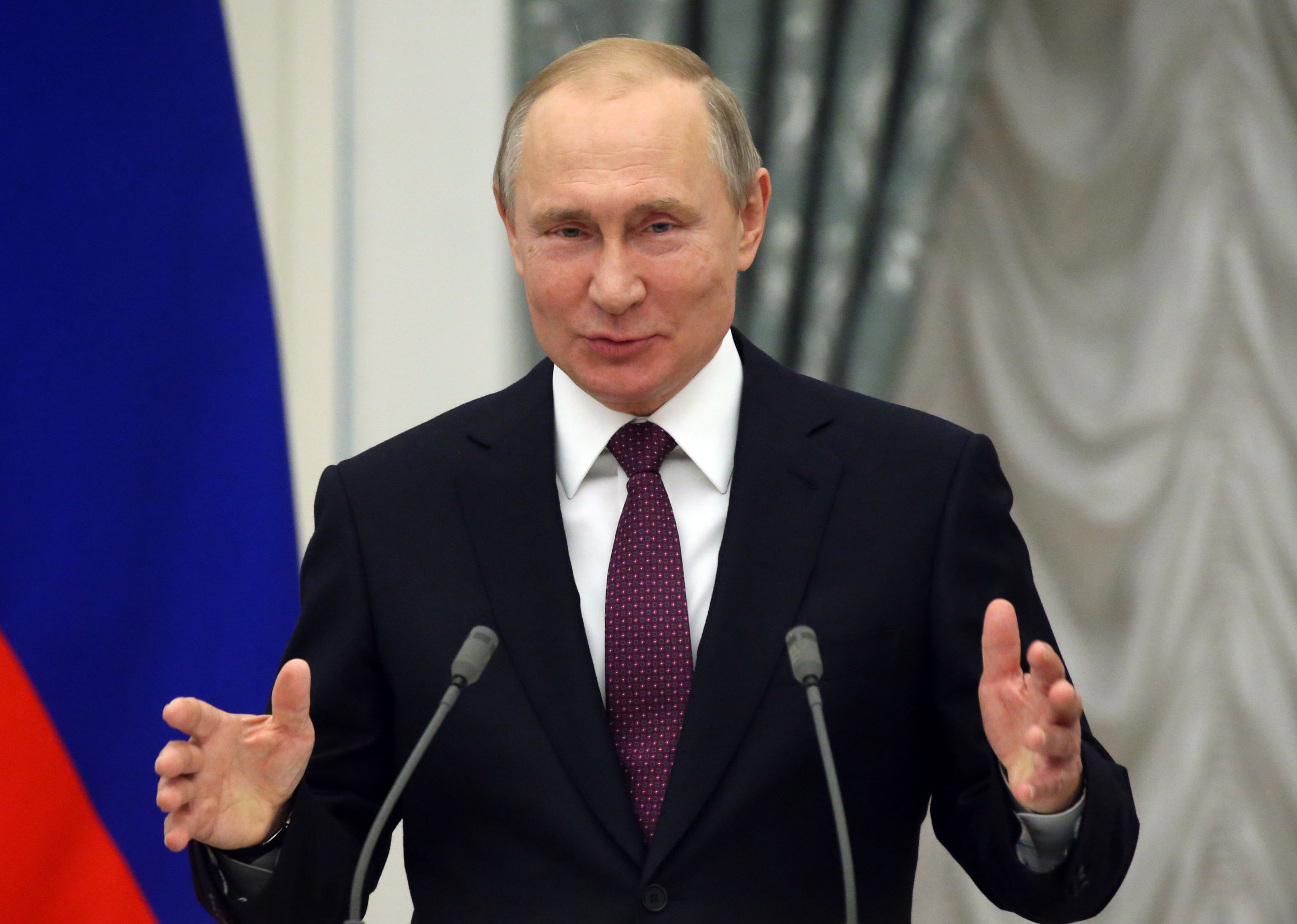 Russia set to 'disconnect the entire country' from the internet